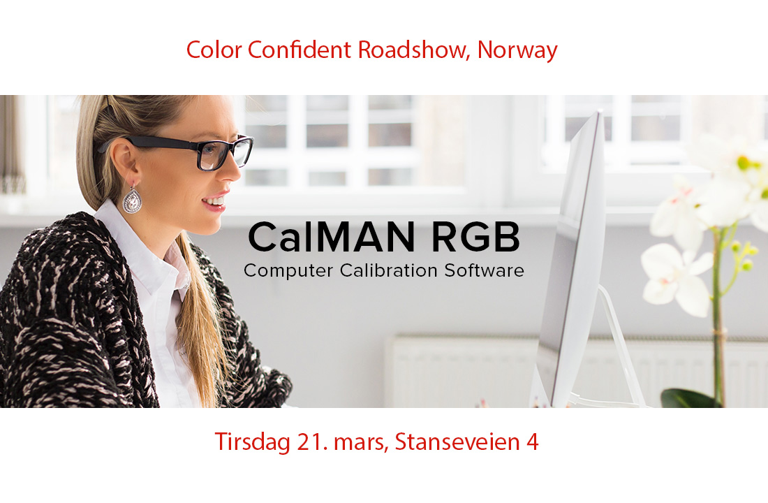 Color Confident Roadshow