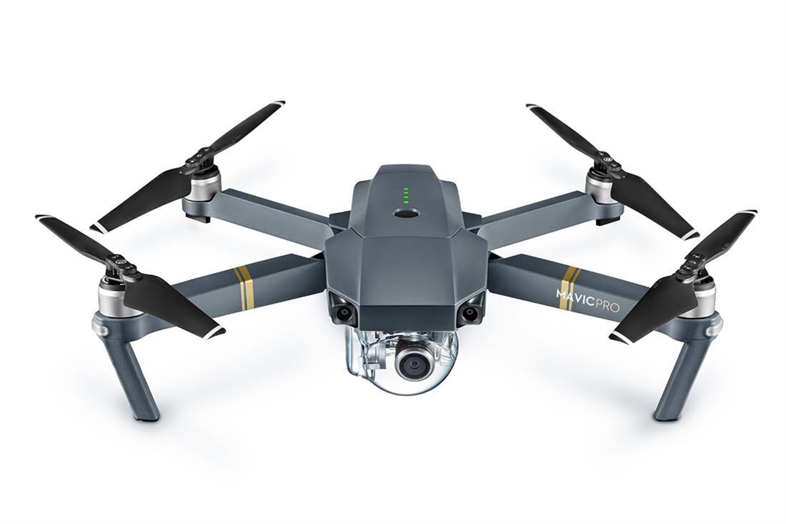 Minidrone med mange muligheter