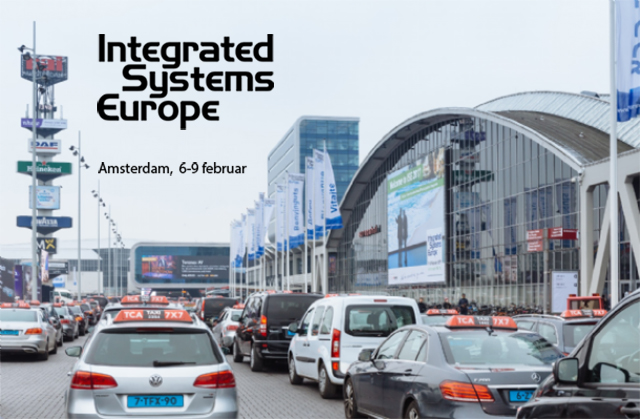 Integrated Systems Europe, ISE 2018
