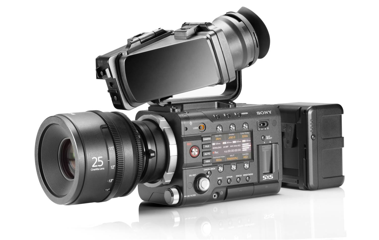 Sony PMW-F5