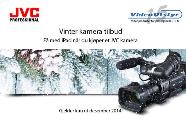 Vintertilbud fra JVC