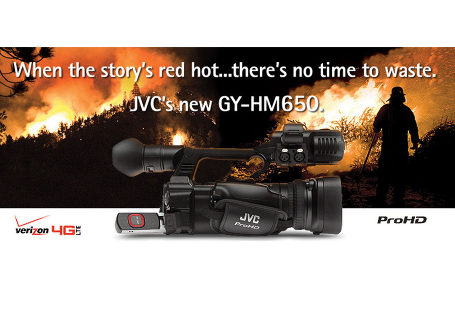 JVC GY-HM650