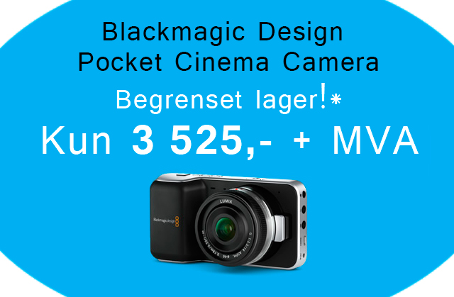 Blackmagic Design Pocket Camera
