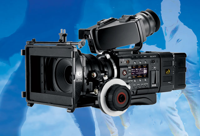 Sony PMW-F55
