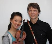 Sara Chen og Steinar Ofsdal