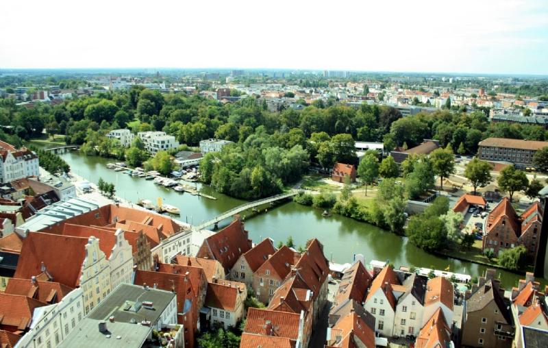 Lübeck tyskland