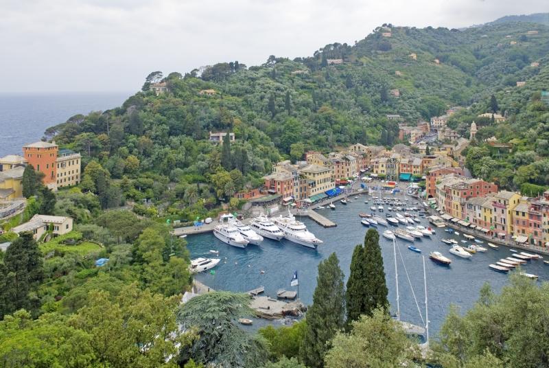portofino kart Fly, hotell, feriehus og leiebil, Portofino Nordvest Italia, italia portofino kart