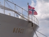 Kongeskipet Norge � The Royal Yacht of Norway