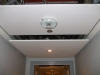 Seamless demountable ceiling