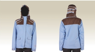FOURSQUARE HEATHER JACKET