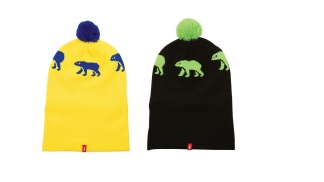 FOURSQUARE LITTLE BEAR BEANIES