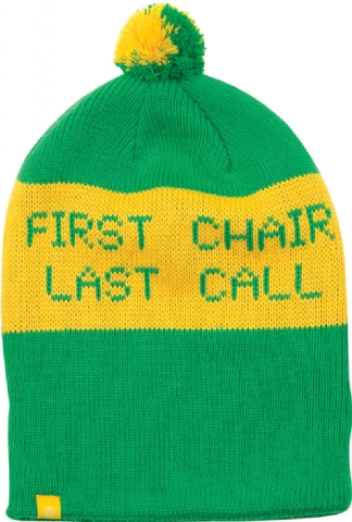 FIRST CHAIR LAST CALL BEANIE