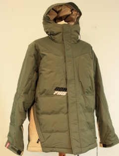 BONFIRE STROBE JACKET