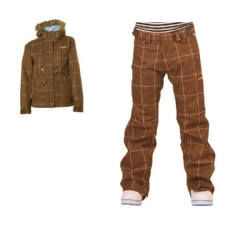 FOURSQUARE PETERSON JACKET & KIM PANT