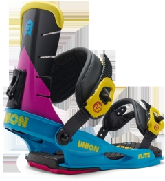 UNION FLITE LADY BINDINGS