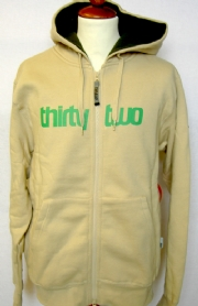 THIRTYTWO SWITCH ZIP HOOD