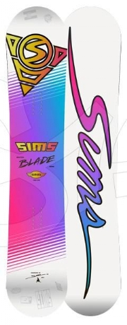 SIMS SWITCHBLADE 160 CM