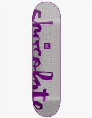 CHOCOLATE Alvarez Floater Chunk Pro Deck - 8.125