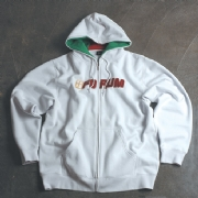FORUM MENS STALLION ZIP HOOD