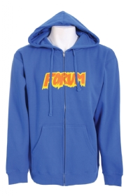 FORUM YOUNGBLOOD MENS ZIP HOOD