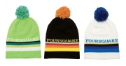 FOURSQUARE ROPE TOW BEANIES