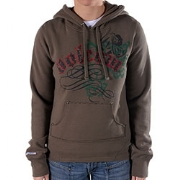 VOLCOM METAMORPHOSIS SLIM FIT PULLOVER FLEECE