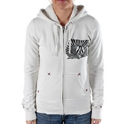 VOLCOM RADIENT STONE WOMENS ZIP FLEECE