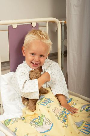Pasientbekledning Barn
