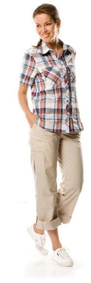 "Dame bukser ""Hege"""