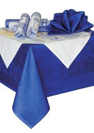 Duker og servietter