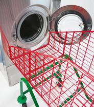Vaskeri - tømmevogn